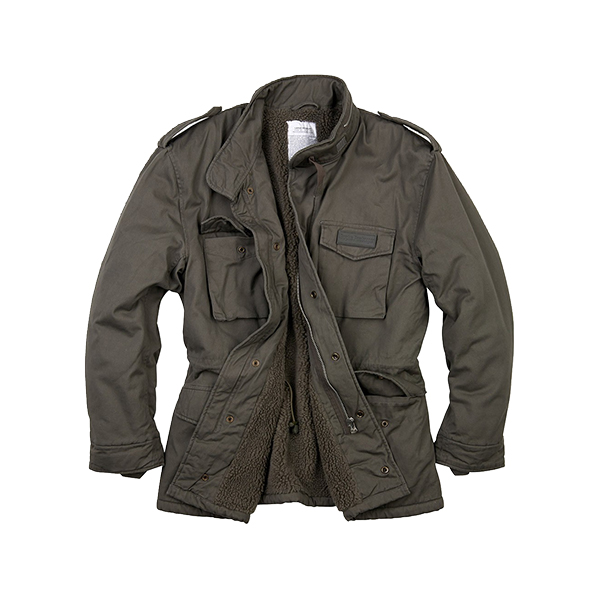 Kurtka PARATROOPER WINTER JACKET - oliwka